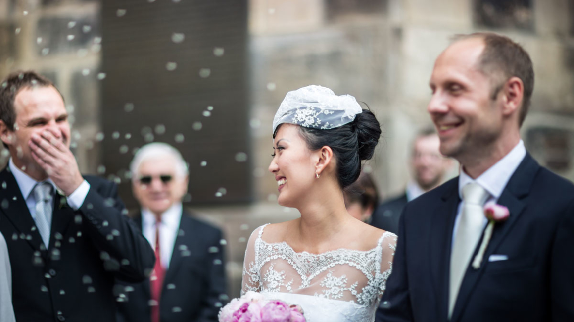 Russian wedding in prague castle europe | destination wedding